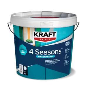 Σιλικονούχο χρώμα 4 SEASONS WATERPROOF Kraft