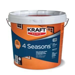 Ακρυλικό χρώμα 4 SEASONS ACRYLIC Kraft λευκό