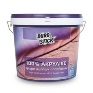 Ακρυλικό χρώμα 100% ΑΚΡΥΛΙΚΟ Durostick λευκό