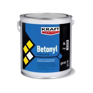 Ακρυλικό χρώμα KRAFT BETONYL 3lt