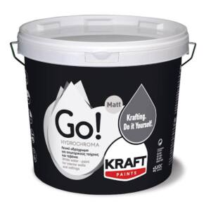 Υδρόχρωμα KRAFT GO λευκό