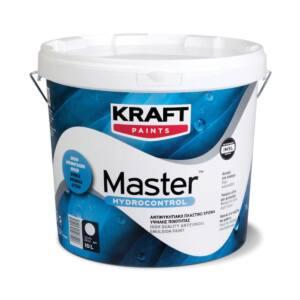Αντιμουχλικό χρώμα MASTER HYDROCONTROL Kraft λευκό