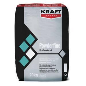 Στόκος σπατουλαρίσματος POWDERFINE Kraft λευκός