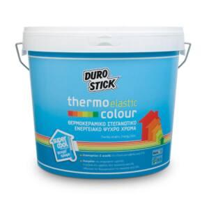 Θερμοκεραμικό ενεργειακό χρώμα THERMOELASTIC Durostick λευκό