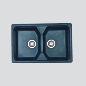 Νεροχύτης Κουζίνας συνθετικός MODERN 318 78X51cm