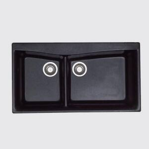 Νεροχύτης Κουζίνας συνθετικός MODERN 326 93X51cm