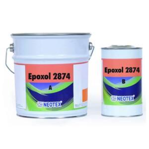 Epoxol 2874 εποξειδικό 'υγρό γυαλί' Neotex
