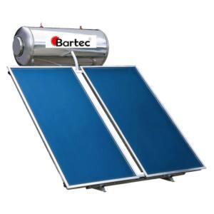 Ηλιακός θερμοσίφωνας Bartec 220lt 4m2 Τ.Ε