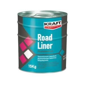 Road Liner χρώμα διαγράμμισης Kraft