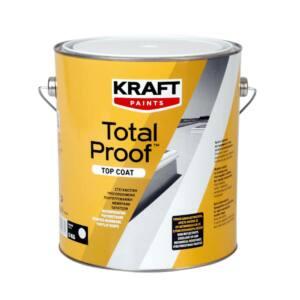 Στεγανωτικό Total Proof Top Coat Kraft