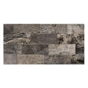 Πλακάκι τοίχου DAIFOR MOSAIC CARBONE 30X60 <br/> 24.90€/m²
