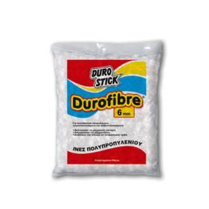 Ινες πολυπροπυλενίου DUROFIBRE 6mm 900gr