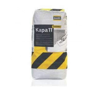 Κόλλα θερμοπρόσοψης KAPA 11 Bauer λευκή 25kg