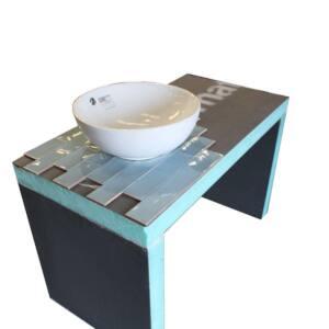Πάγκος μπάνιου ROWMAT 5cm