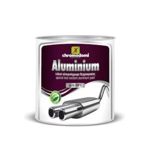 ALUMINIUM (ειδικό αλουμινόχρωμα θερμοκρασίας)
