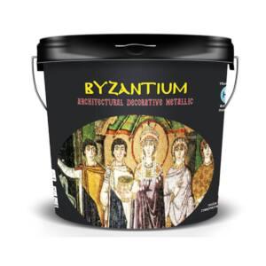 BYZANTIUM υδατοδιαλυτό διακοσμητικό υλικό