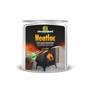 Heatlac χρώμα υψηλής θερμοκρασίας μαύρο