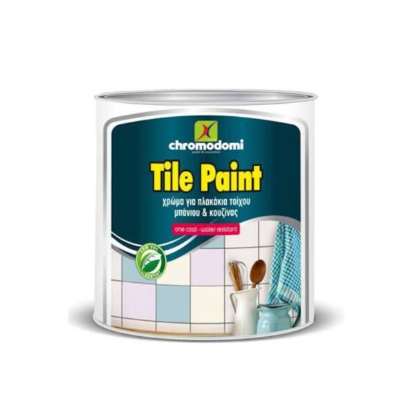 Tile paint χρώμα για πλακάκια
