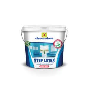 Πλαστικό χρώμα STEP LATEX